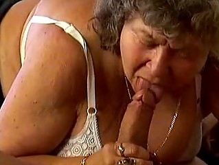 busty elderly is deeply fucked