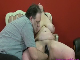 andreas inexperienced bbw fingering and grown-up