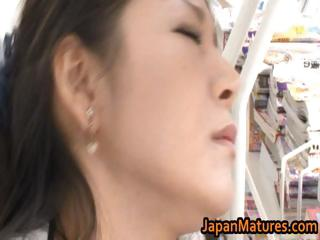 ayane asakura asian woman has outdoor sex part2