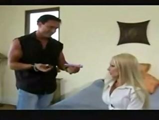 cheating lady seducing married teenager