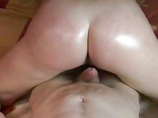 freinds wifes shinny anal