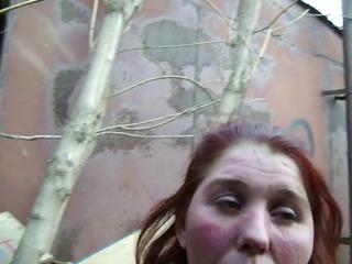 cougar pale gives a outdoor libido sucking