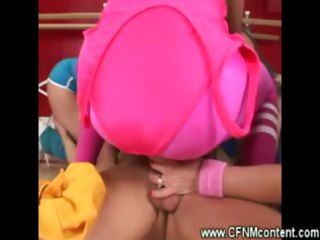 cfnm chick suck and pierce his uneasy cock