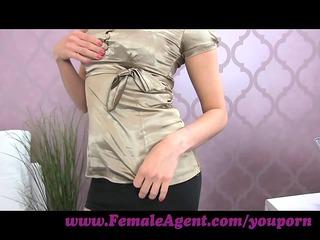 femaleagent. stud into endurance fail