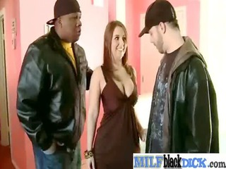 mature chicks like gang-banging big ebony dicks