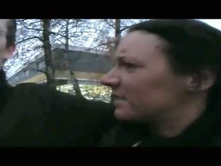 very impressive german woman vicky obtains banged