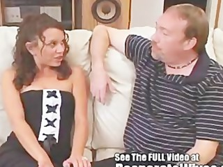 aleena trained on video for her hubby to enjoy