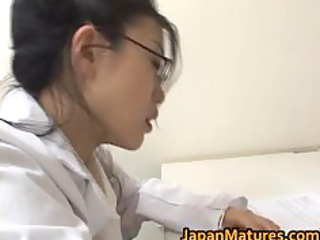 surprising doctor is a hot cougar girl part6