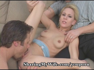 lil wifes kitty stretched by fat dick