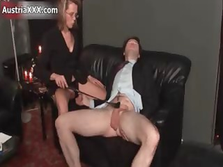 horny grown-up amp goes horny spanking part4