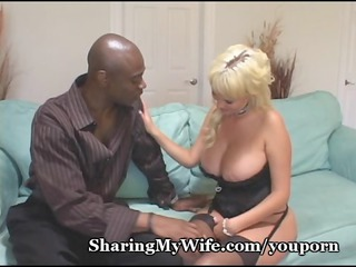 chubby boobed white woman gang-banged by stud