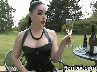 femdom obsess for desperate chick