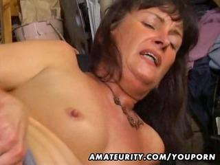 young wife ass and dick licking with facial cum