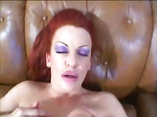 super horny red-haired lady hooker