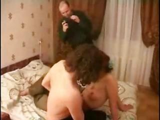 redhead woman three people gang-banged by 2 boys