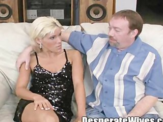 vikis husband sends her out to be a delightful