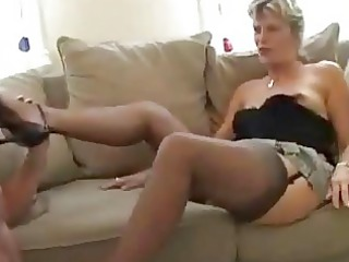 blonde older young wife cuckold love