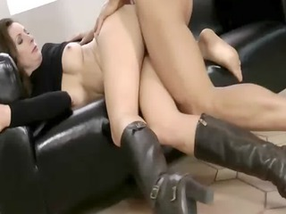 slutty grown-up has tough gang bang and suck