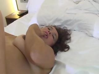 aged latina lady