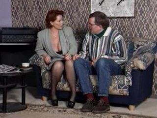 grown-up german craves cock