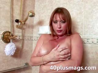 teasing grownup tub scene