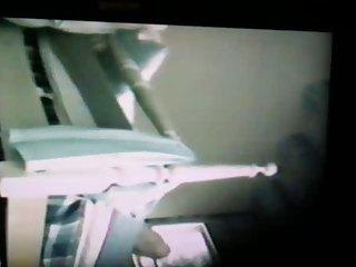 wife caught pushing dildo again on hidden cam
