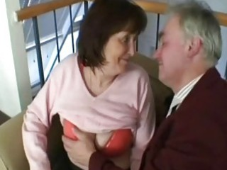 old grandfather drill those horny old whore
