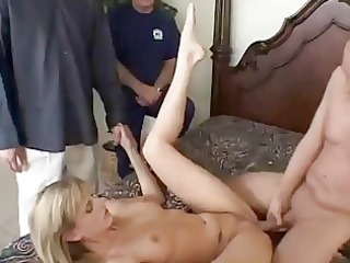skinny extremely impressive maiden drilled by