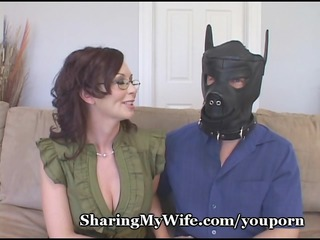 hot chick exposes hubby how he should gang fuck