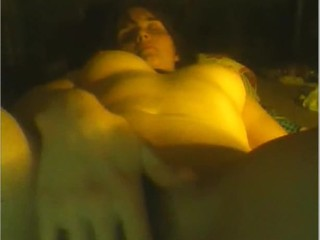a lone milf inside texas pleases on cam for her bf