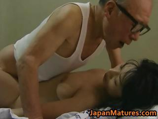 hot eastern babe has older porn part1