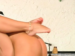 hot angel gets her cave pleased part3