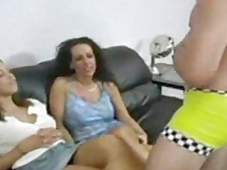 cfnm slut give daughter stripper to blow