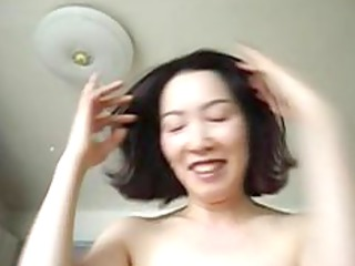 korean plastic bitch, dirty girl into korea