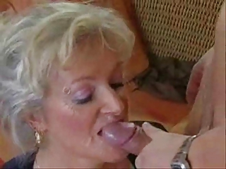 older karola that look ( sloppy blow job)