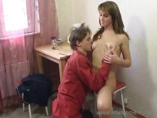 wonderful woman exposes her sex skills