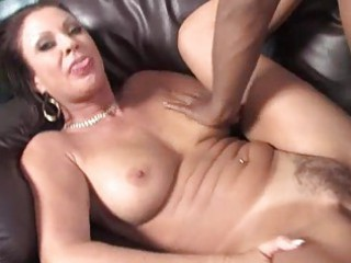 awesome lady obtains gang-banged by a big dick
