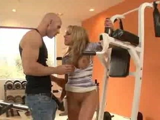 milf shalyas fitness..sf