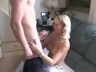 granny and mate