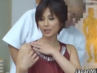eastern girl has massage and piercing part6