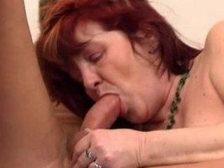 thirsty grandma