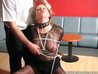 super dirty big boobed lady bitch takes tied
