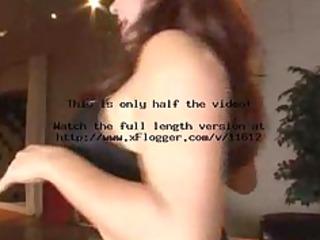 wonderful vanessa fucks anally sucks cock dry