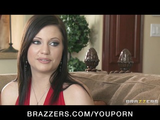 slutty brunette lady aaliyah bangs her landlord