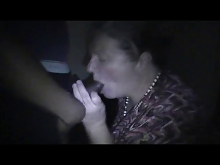 mature l cock sucking #1 (bbw)