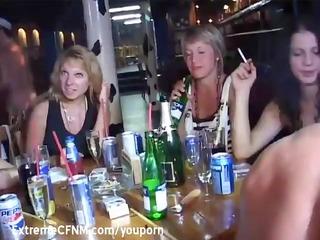 milfs inexperienced drunken porn gathering
