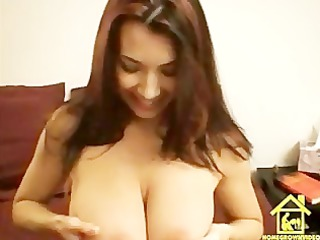 girl with giant bossom obtains rammed