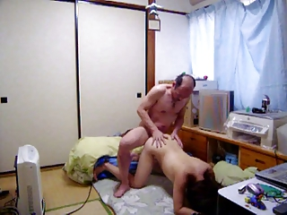 japanese milf doggy fack