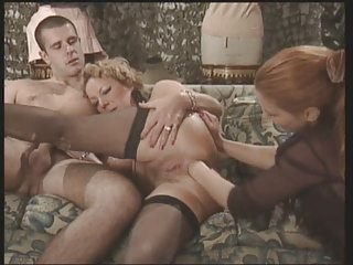 german cougar three people