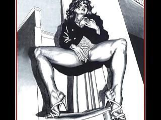 burglary turns inside fuck bondage for hot woman